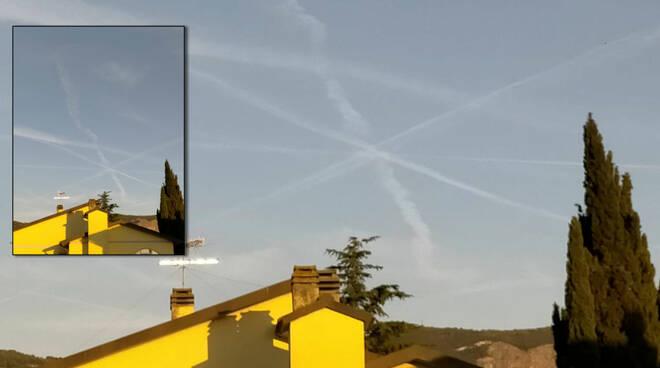 Asterisco nel cielo