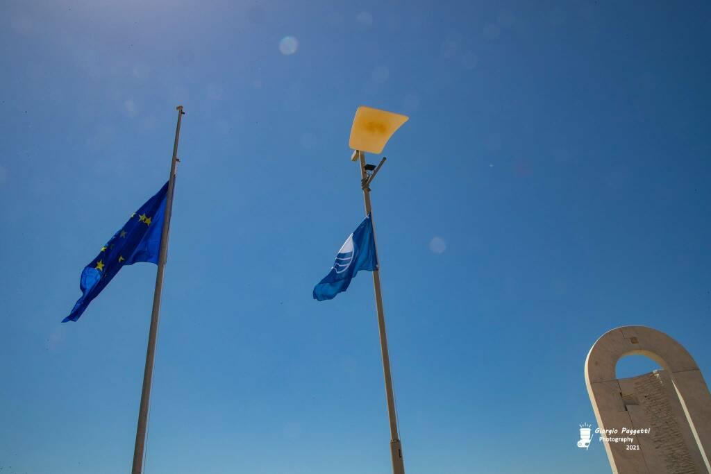 Bandiera Blu Foll - 2021