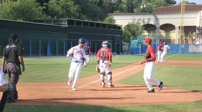 Bbc Grosseto vs San Marino - Serie A 2021