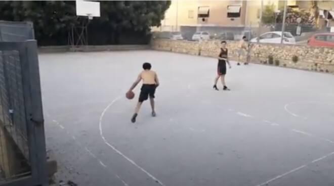 campo basket ps stefano