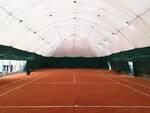 Campo tennis indoor
