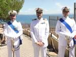 Cerimonia del passaggio di comando dell'Ufficio Circondariale Marittimo