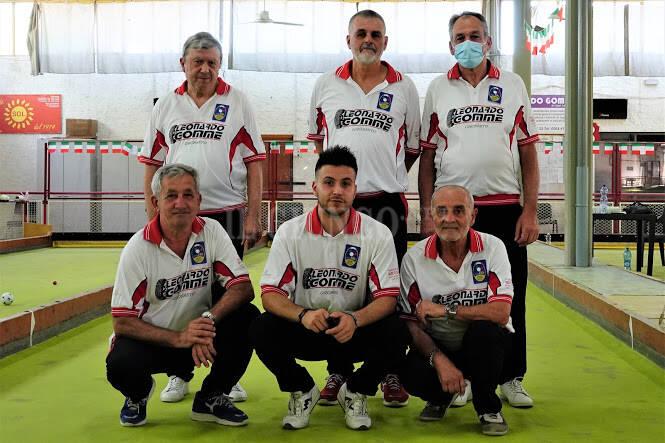Circolo Bocciofilo Grosseto vs Arezzo