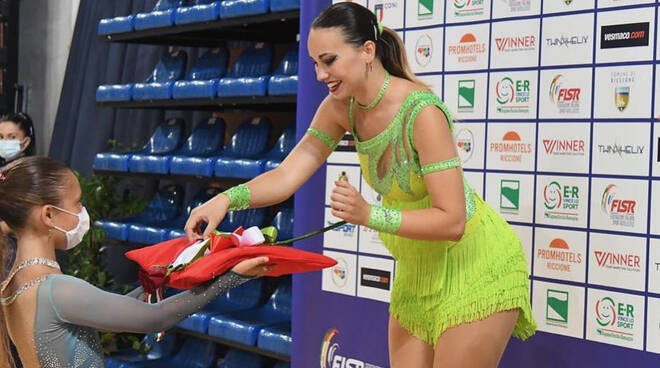 Follonica Hockey pattinaggio - Melissa Giovannelli
