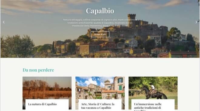 sito Destination Capalbio