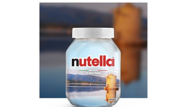 contest Nutella Laguna