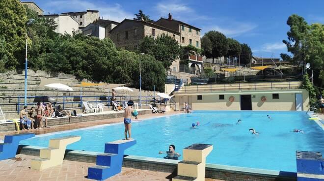 piscina Giuncarico 2021