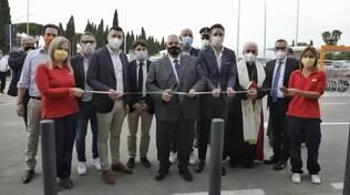Inaugurazione Conad via Scansanese