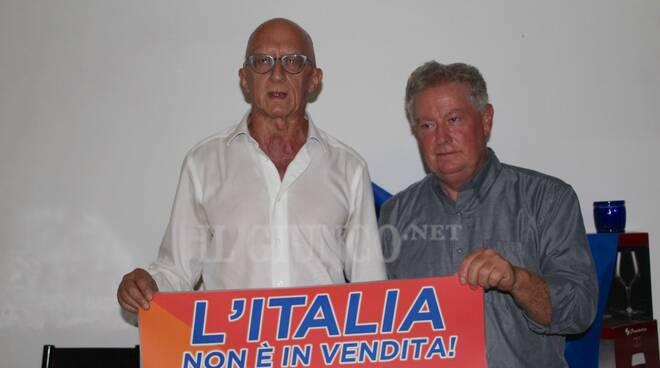 Italexit Carlo Vivarelli Andrea Piazzesi