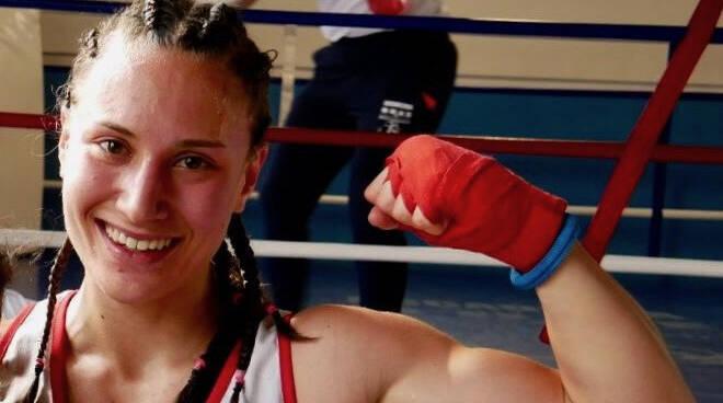 Jaya Diligenti - Fight Gym