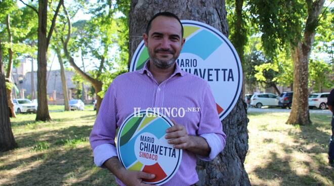 Mario Chiavetta - presentazione 2021