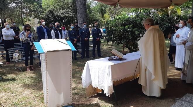 Messa in memoria di Cosimo Caliandro