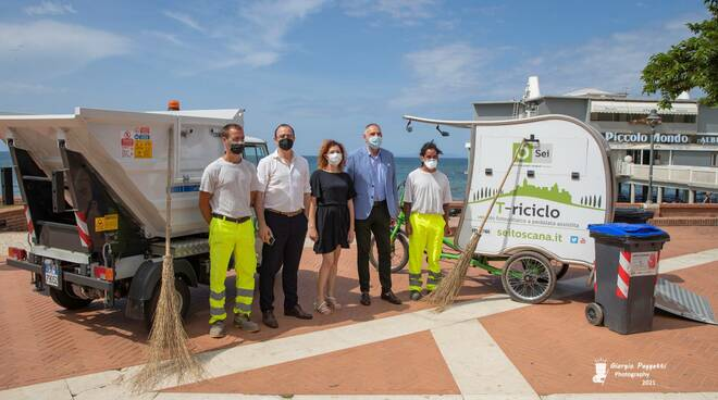 mezzi elettrici Sei Toscana Foll