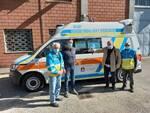 Nuova Ambulanza giugno 2021