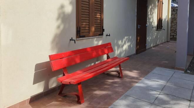 panchina rossa is. gi.