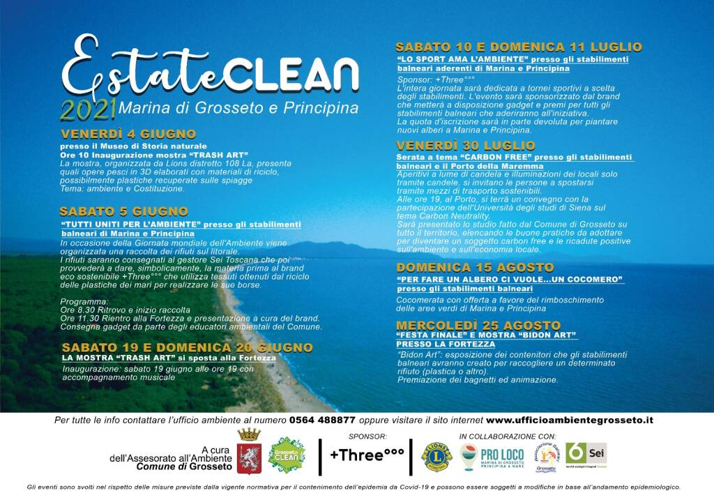 programma estate clean