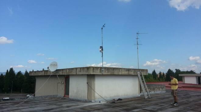 Stazione meteo Polo Liceale Aldi