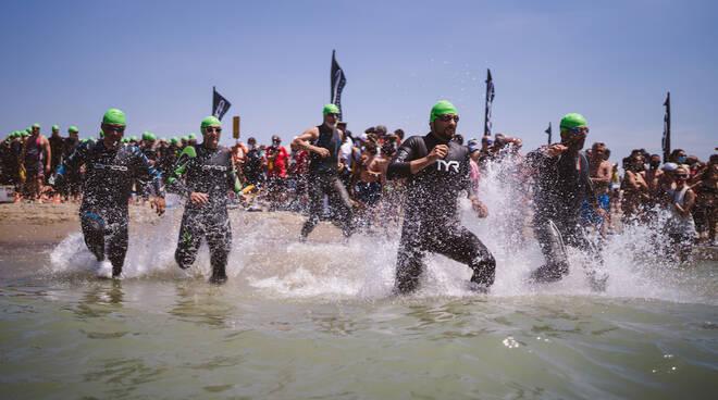 Triathlon distanza olimpica Marina 2021