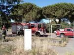 Alarme antincendio distretto Foll