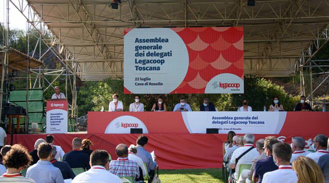 Assemblea Legacoop 2021