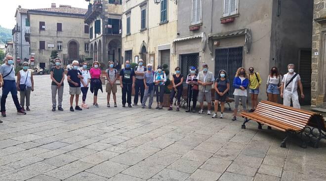 Camminatori Uisp - La Maremma per Dante a Santa Fiora