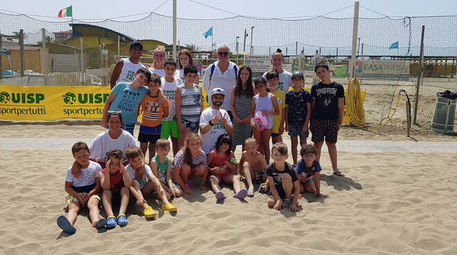Camp Uisp - bambini di Scansano