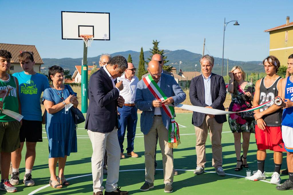 Campo Basket Massa 2021