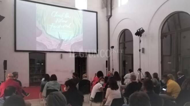 cinema nel chiostro - clorofilla film festival 2021