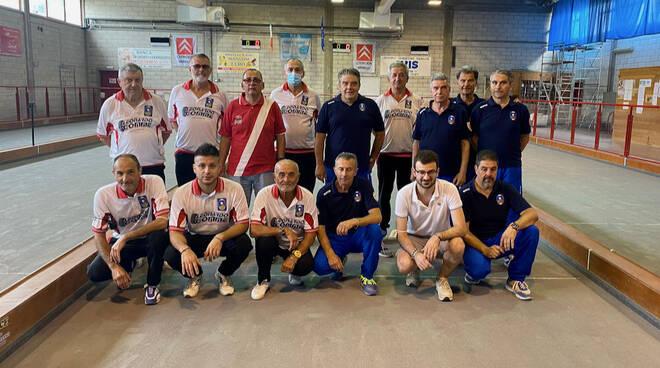 Circolo Bocciofilo Grossetano - finale vs Affrico 2021