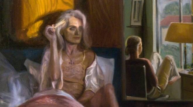 donna alla finestra - federico lombardo