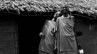 donne masai Africa foto di Ewa-Mari Johansson