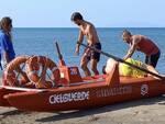 Esercitazione salvataggio mare bagnini