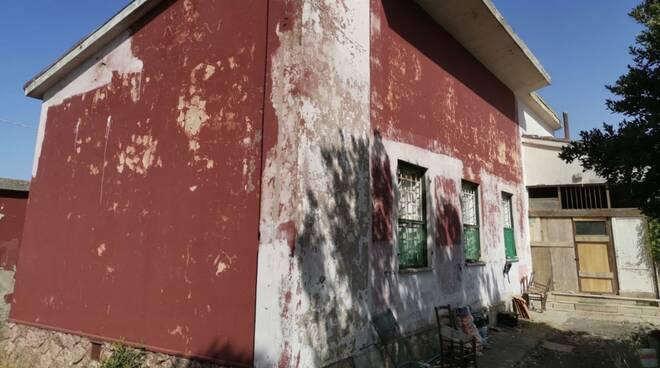 casa cantoniera Pian D'Alma