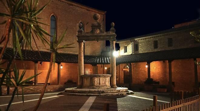 chiostro San Francesco Recondite