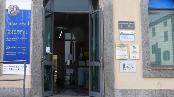 museo civico archeologico Isidoro Falchi Vetulonia
