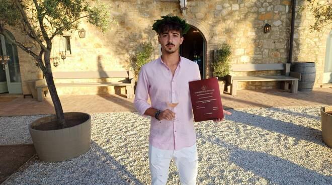 Salvatore Nuzzo laurea