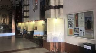 mostra chiesa Tirli