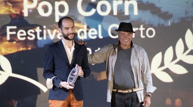 Carlo Licheri Sergio Iapino Pop corn festival