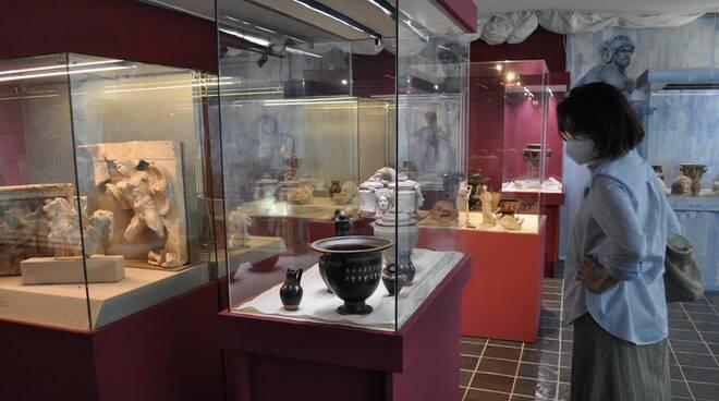 museo archeologico Vetulonia