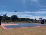 Impianto basket Marina di Grosseto
