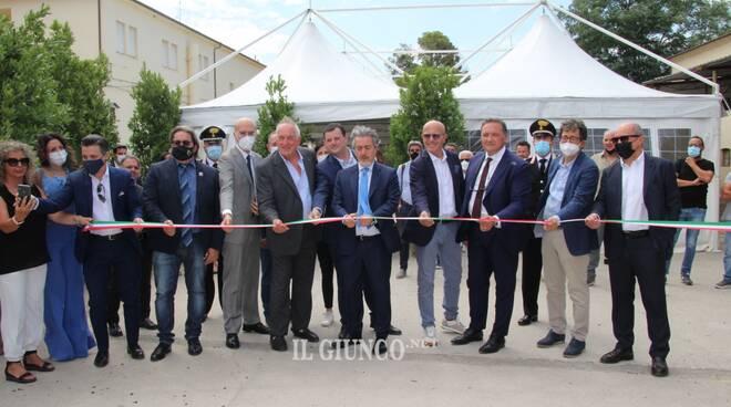 Impianto di derivazione - inaugurazione 2021