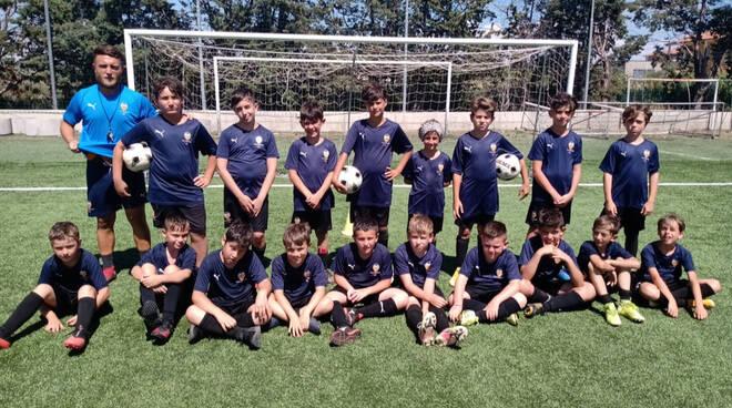 Invictasauro camp Blue Soccer
