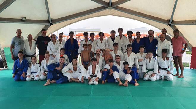 Judo Grosseto stage al Moreno