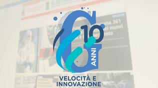 Logo 10 anni
