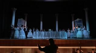 Opera Lirica teatro Moderno