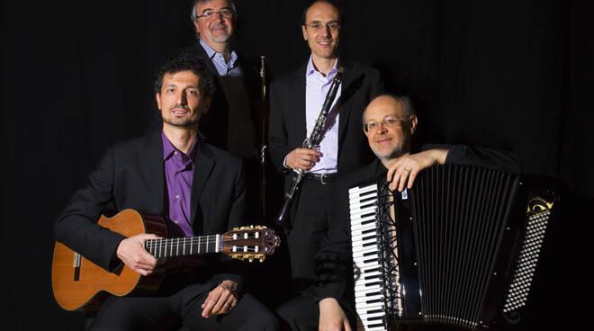 Quartetto Segovio 2021