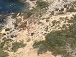salvataggio Isola del Giglio