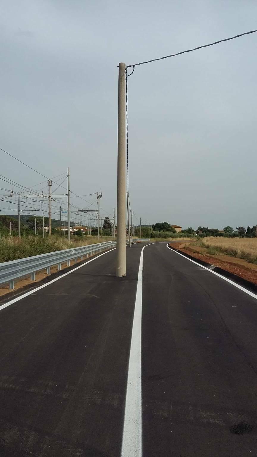 Strada nuova Braccagni