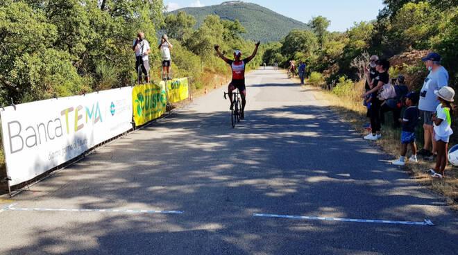 Trofeo Nomadefia 2021 - Giuntoli vincitore