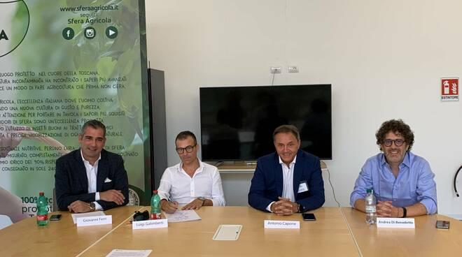 Accordo Beecofarm Polo Navacchio 2021